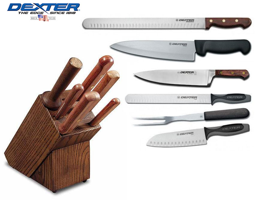 american-dexter-russell-knife-set-block